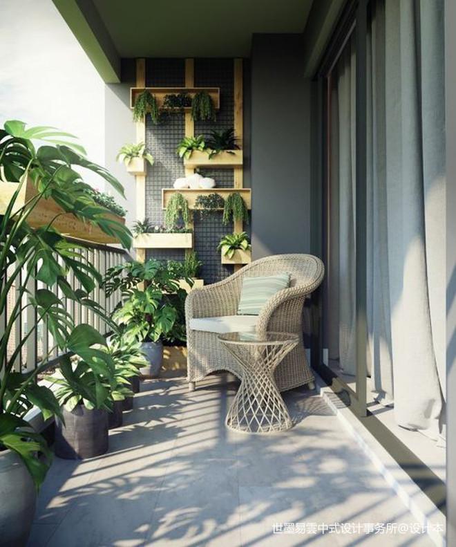 ý tưởng thiết kế ban công chung cư