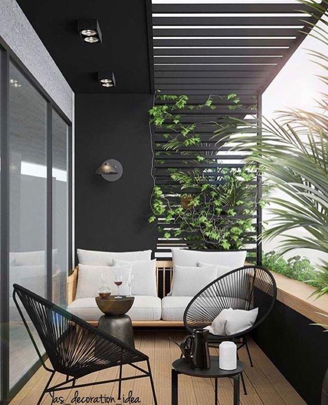 ý tưởng thiết kế nội thất ban công
