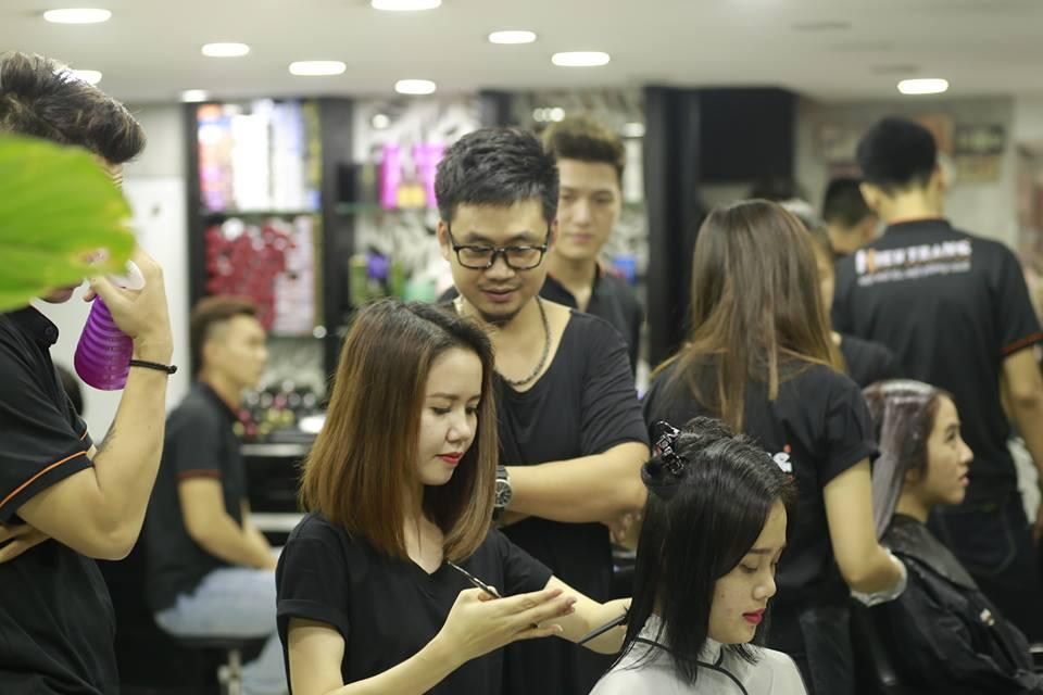 con gái nên học nghề gì nghề lám tóc