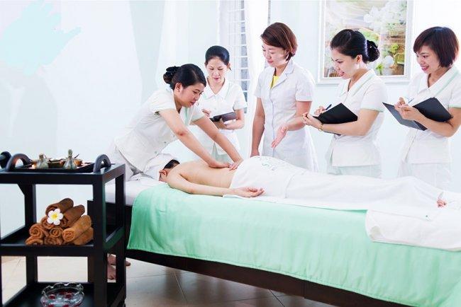 học nghề gì lương cao nghề spa