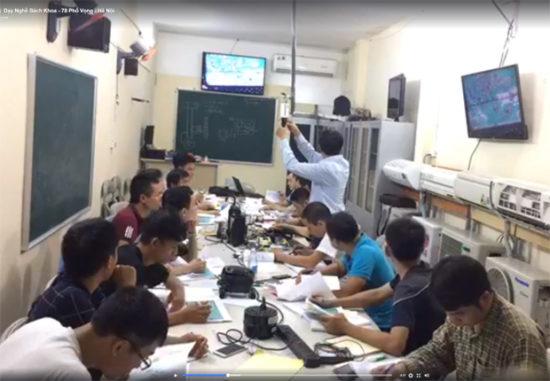 trường dạy nghề ở hà nội