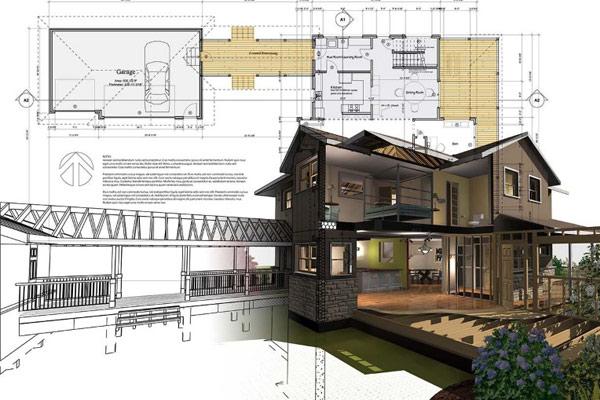 Khóa học thiết kế nhà ở dân dụng chuyên nghiệp