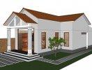 Học thiết kế nhà 3D thiết kế kiến trúc nhà 3D