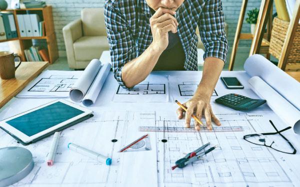 sự khác nhau giữa diễn họa nội thất và thiết kế nội thất