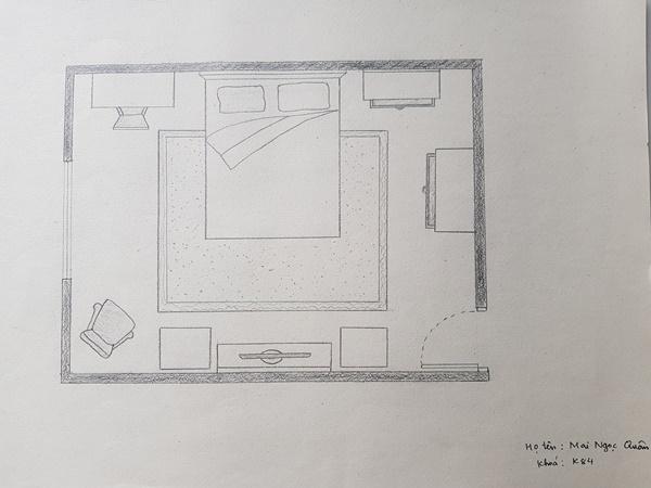 không có năng khiếu vẽ tay có nên học thiết kế nội thất quân 2