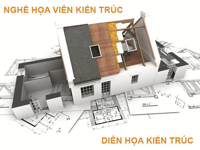 diễn họa kiến trúc là gì