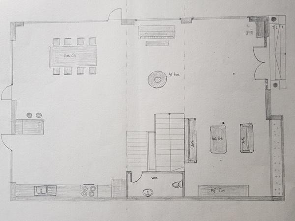 học thiết kế nội thất có cần giỏi vẽ tay linh k84 2