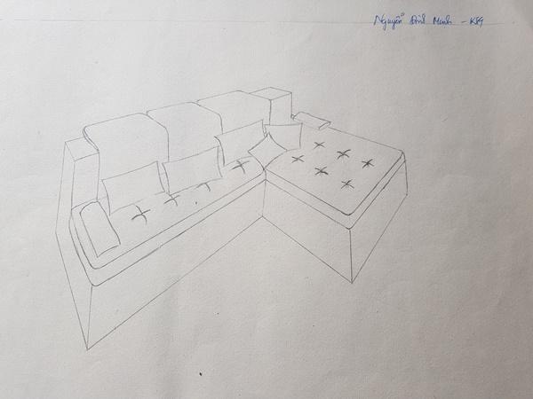 học thiết kế nội thất có cần giỏi vẽ tay AWE K84