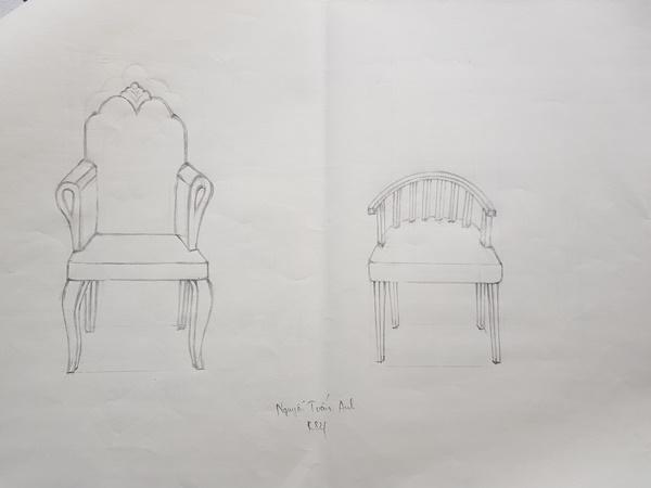 học thiết kế nội thất có cần giỏi vẽ tay tuan anh k84