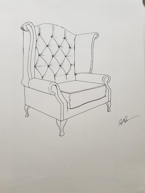 học thiết kế nội thất có cần giỏi vẽ tay