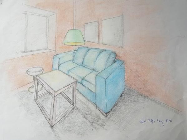 học thiết kế nội thất có cần phải vẽ tay giỏi không