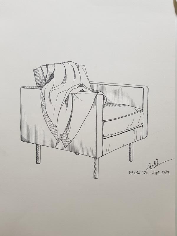 không có năng khiếu vẽ tay có nên học thiết kế nội thất