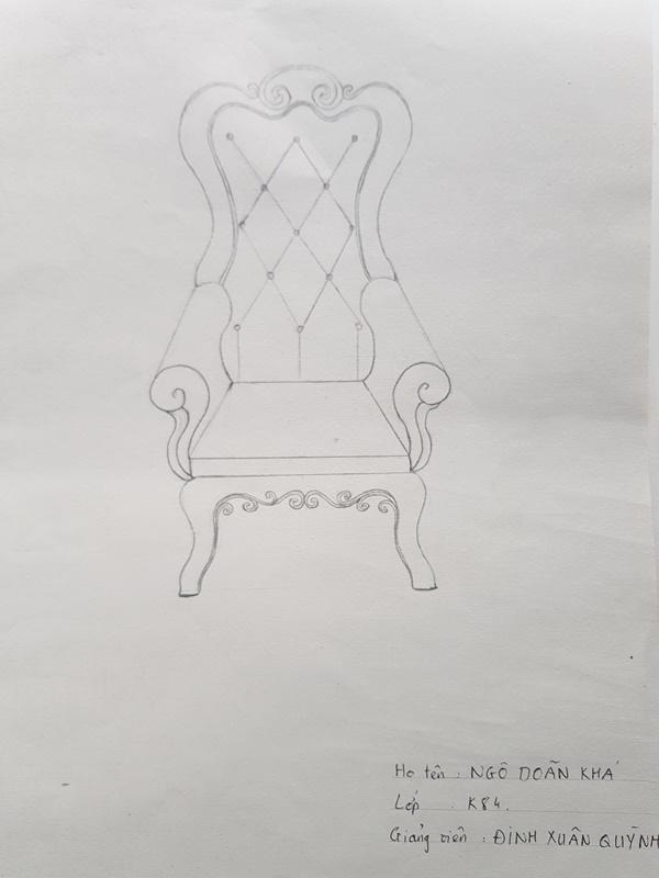 không giỏi vẽ tay có nên học thiết kế nội thất không