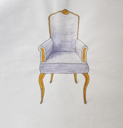 phương học thiết kế nội thất có cần giỏi vẽ tay không