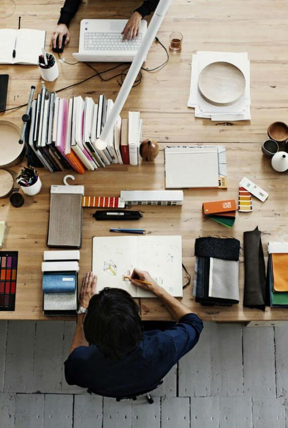 không có năng khiếu vẽ tay có nên học thiết kế nội thất không awe