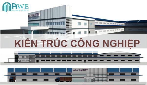 Kiến trúc công nghiệp kiến trúc dân dụng và công nghiệp