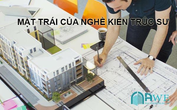 Khó khăn và mặt trái của nghề kiến trúc sư là gì
