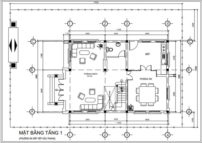 cách đọc bản vẽ kỹ thuật nội thất hướng dẫn đọc bản vẽ chi tiết