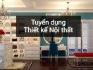 tuyển dụng thiết kế nội thất tại hà nội